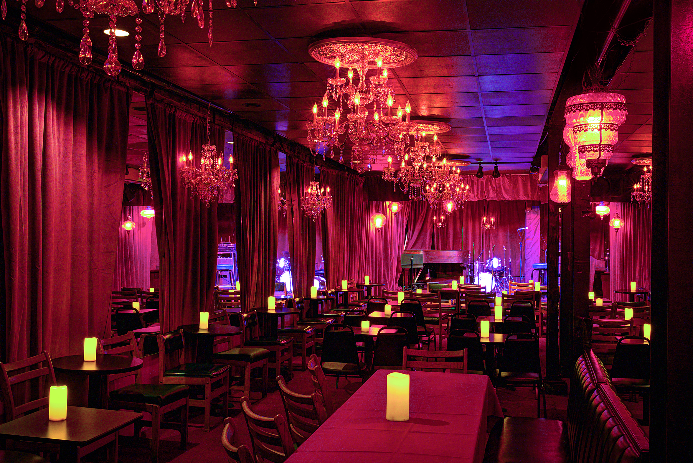 Orion Room at Green Lady Lounge - Event Space
